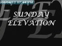 Sunday Elevation Radio Show