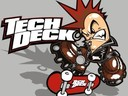 can u kickflip on a tech deck