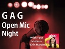 Event - Friday Night Open Mic! Join the fun!