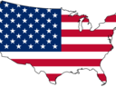 United_states_flag_map_small